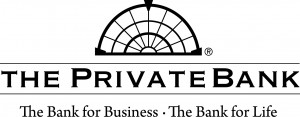 Private Bank Logo with tag - BLACK